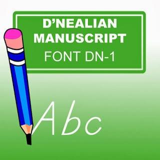 Denelian Handwriting