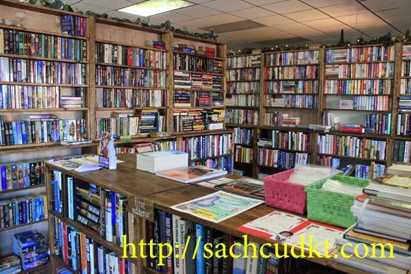 Địa chỉ hiệu sách cũ ở Hà Đông | Hiệu sách cũ DKT