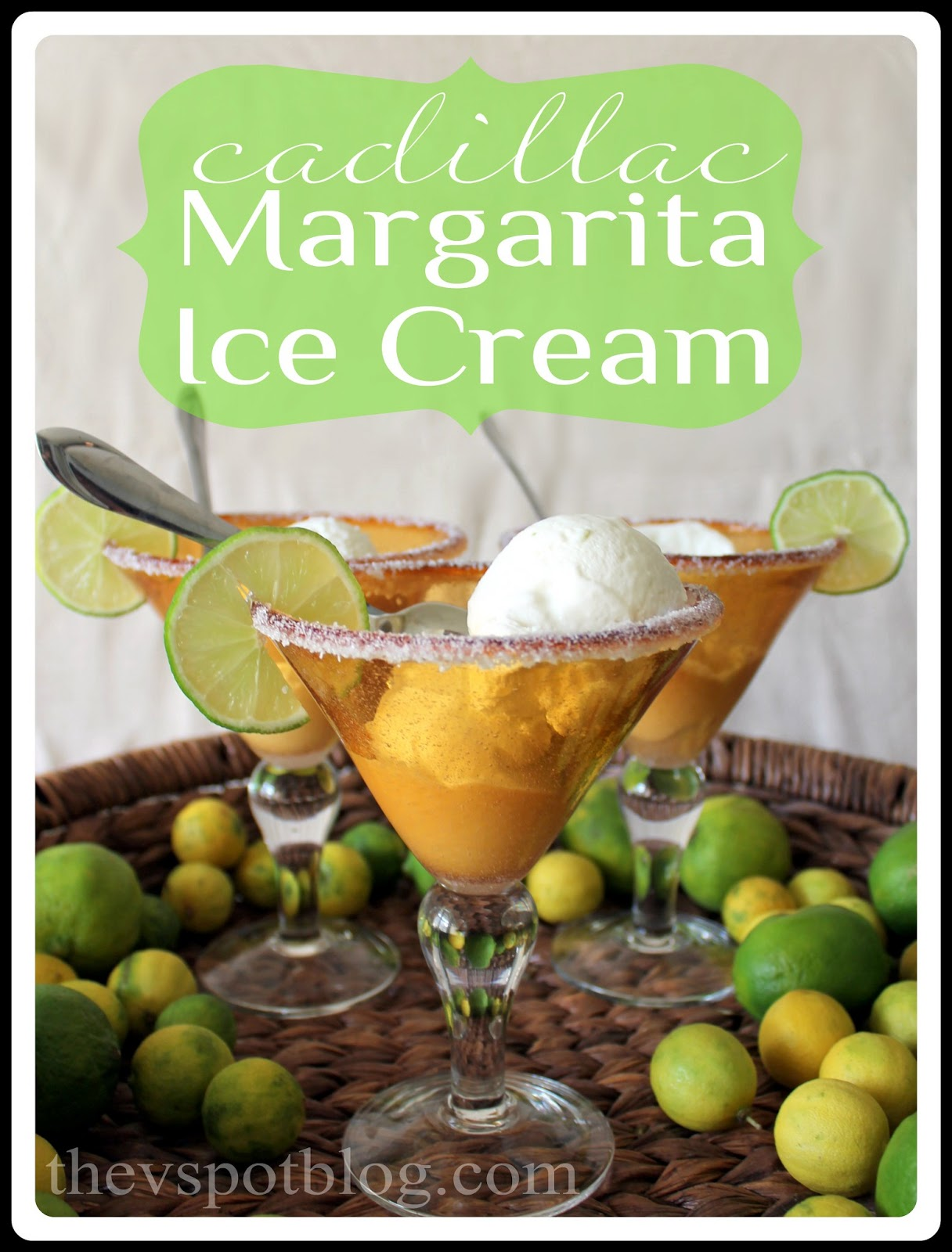 make amazing cadillac margarita ice cream without an ice cream maker. Cars Review. Best American Auto & Cars Review
