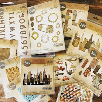 Tim Holtz Alterations Sizzix 10% off