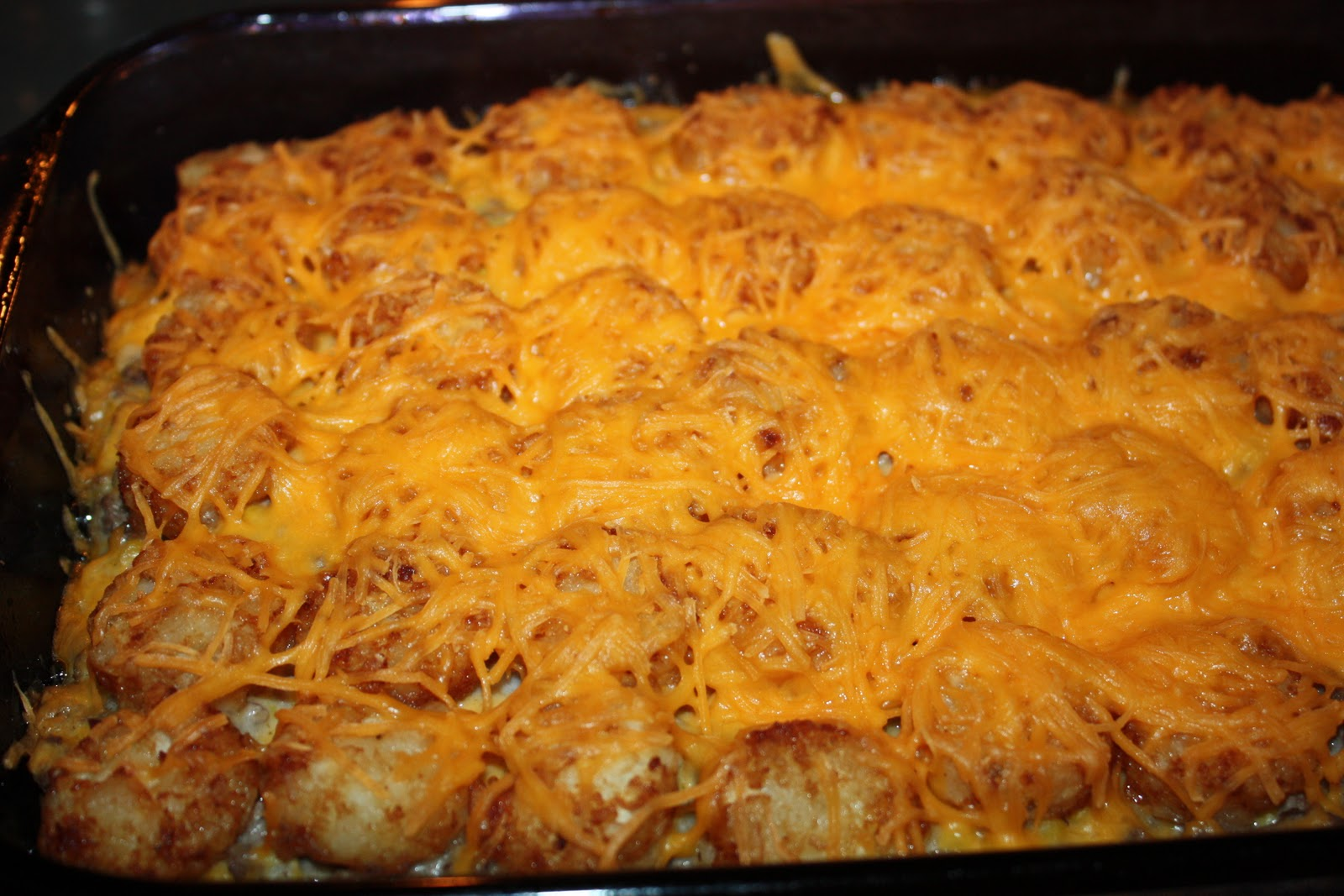 cooking with crystal: Cowboy Casserole