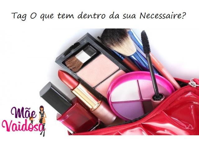 banner tag o que tem dentro da sua nécessaire por blog Mãe Vaidosa ==> todos os direitos reservados
