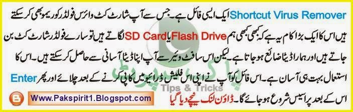 short cut virus remover, flash drive short cut remove, get data from short cut virus folder urdu tutorial