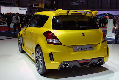 New Suzuki Swift Sport Price
