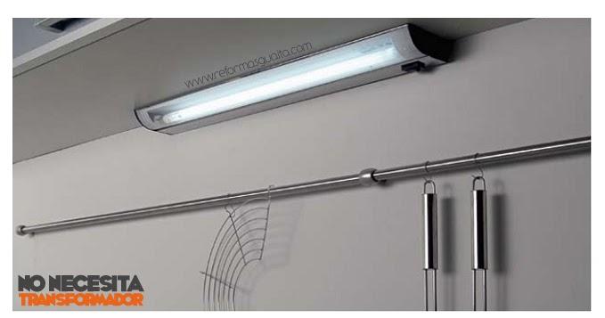 Luz cocina aq minilamp tu cocina y ba o - Luz para cocinas ...