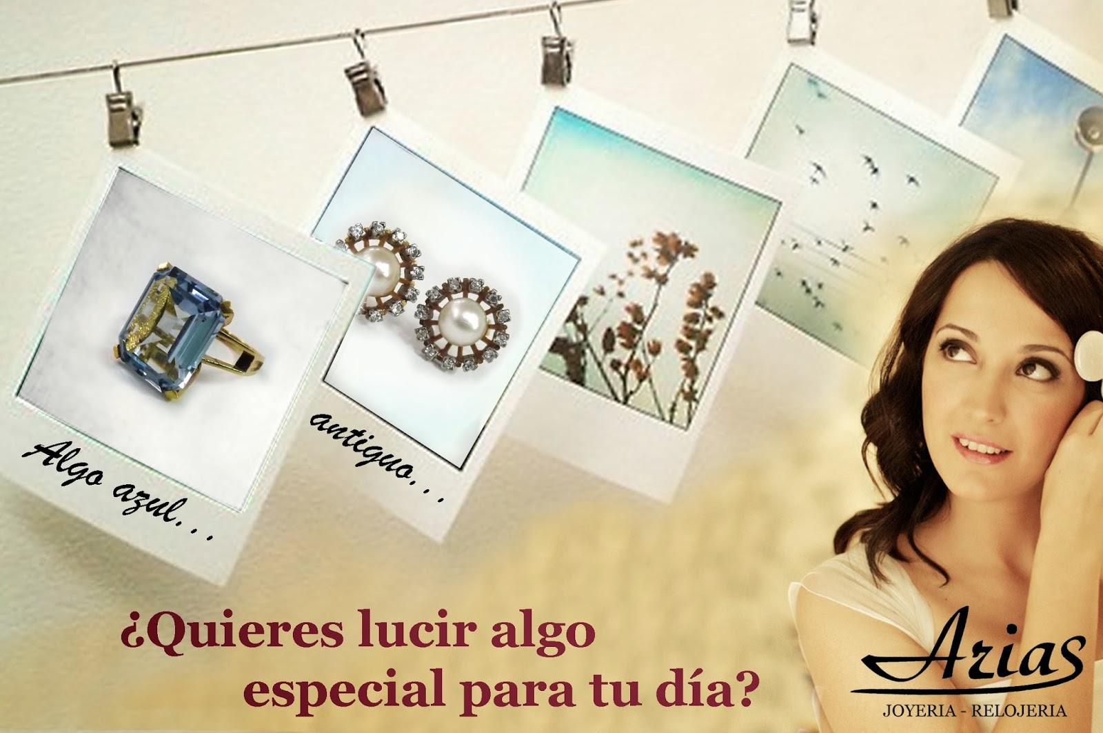 Joyería Arias: alma vintage en tu boda