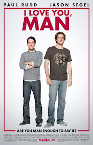 I Love You, Man Poster