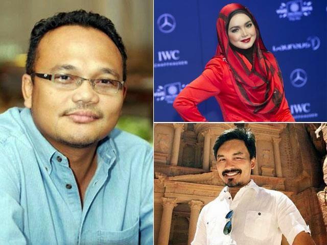 Osman Ali Idamkan Dato Siti Nurhaliza dan Anuar Zain