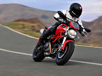 2012 Ducati Monster 796 Gambar Motor 2