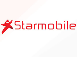 Starmobile Red Logo