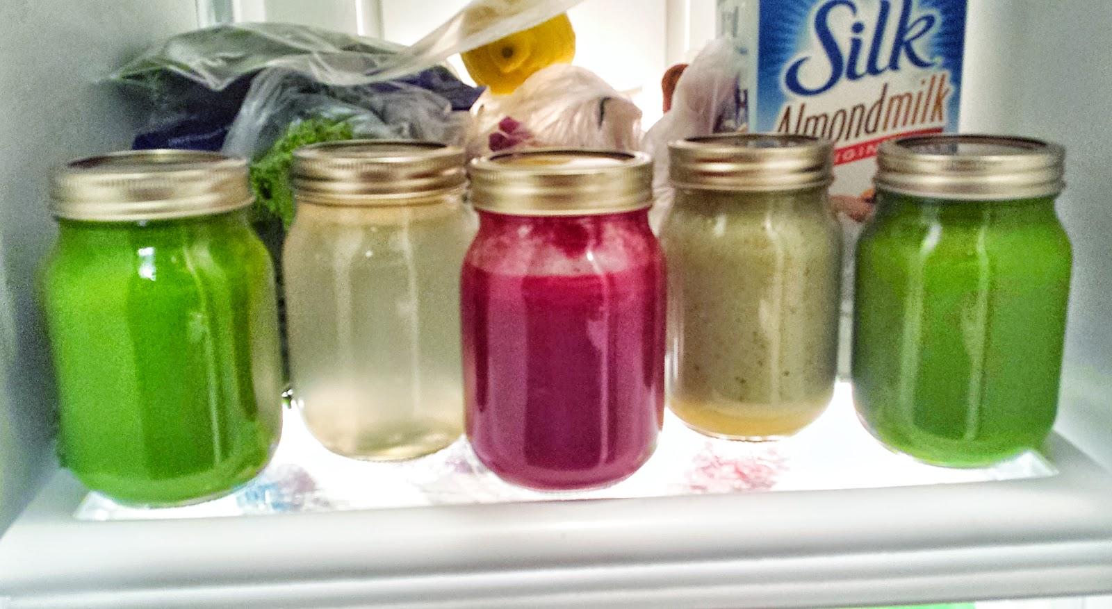 Juice Cleanse, DIY, 3 Day Cleanse, Smoothie, Juice