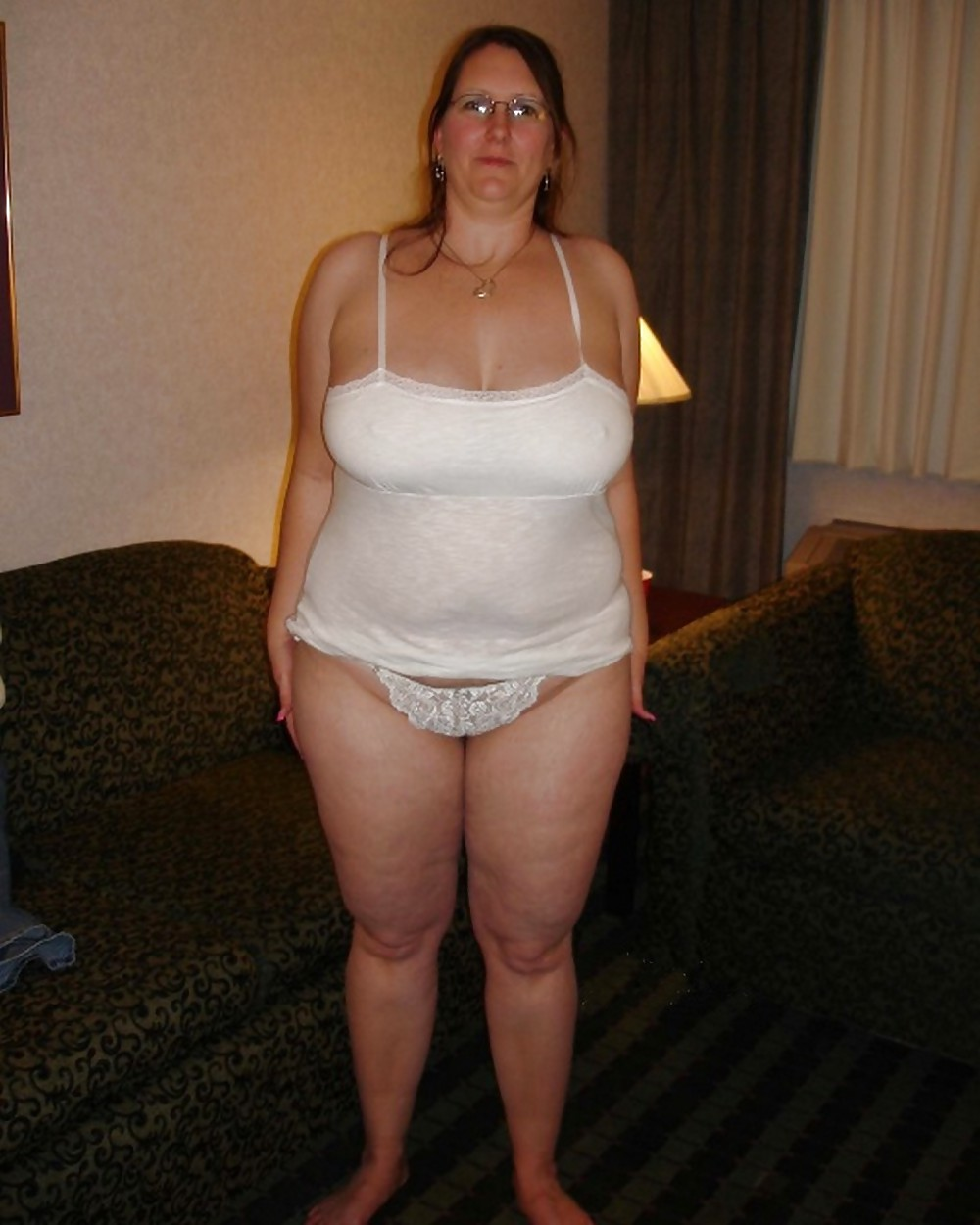 sexy fat american wife stephani as soon as naked girl