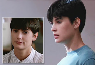 Unchained Melody song, Unchained Melody lyrics, Demi Moore haircut, Demi Moore Ghost, Patrick Swayze, Ghost the movie, YouTube video, love song