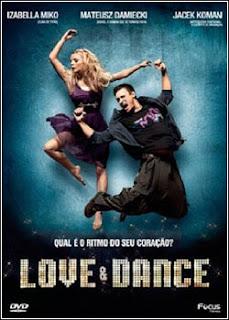 Assistir Filme Love & Dance Dublado Online