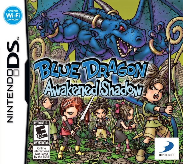 Blue Dragon – Awakened Shadow (ESpañol) (Nintendo DS)