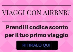 AIRBNB SCONTO IMMEDIATO