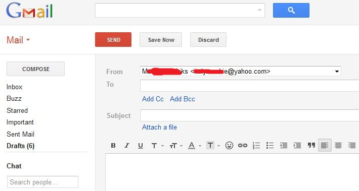 How To Send Gmail From Another Email Address Gmail Com Login