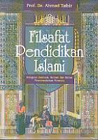 toko buku rahma: buku FILSAFAT PENDIDIKAN ISLAMI , pengarang ahmad tafsir, penerbit rosda