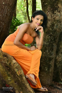 Nadeeka Priyadarshani sl model