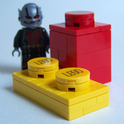 LEGO Ant-man small