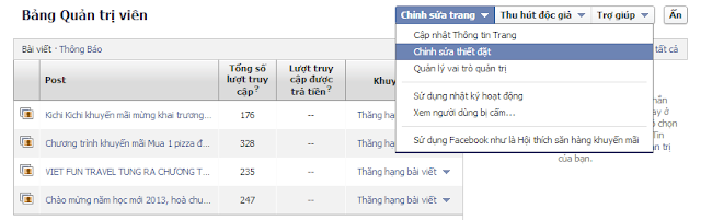 Cách tạo Popup hiển thị Like box Fanpage Facebook cho Website - Blogspot