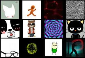 Collection of Animated Avatars For BBM
