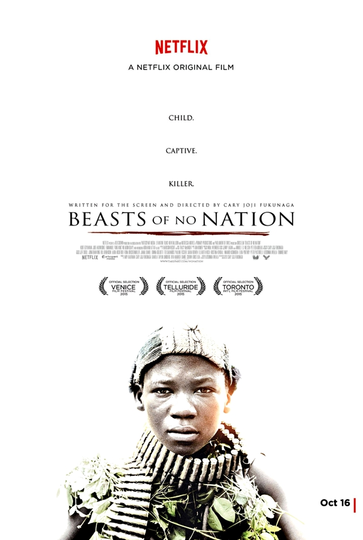 Póster: Beasts of No Nation