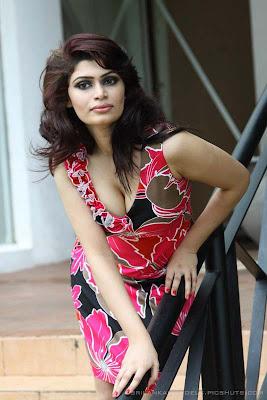 Our Lanka: Hirunika Premachandra's as a Model photos