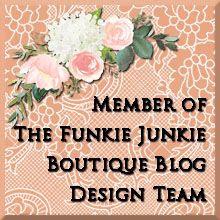 DT Lead at The Funkie Junkie Boutique Blog
