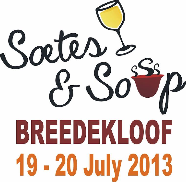 BREEDEKLOOF SOETES & SOP