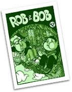 Fanzine: Rob & Bob #2