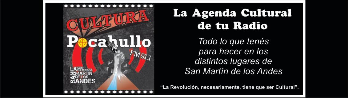 Agenda Cultural F.M. Pocahullo
