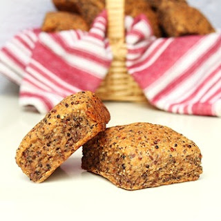 Multiseed pillows | Roxanashomebaking.com
