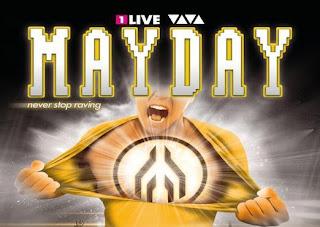 Capa Mayday (2013) | músicas