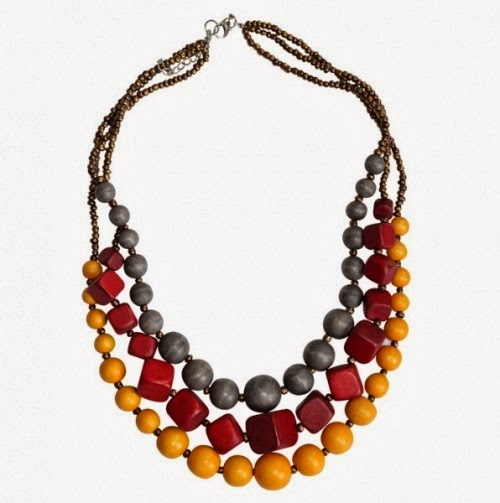 Necklace trends 2014 summer reading