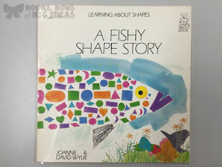 A perfect book for fishy shape activities.