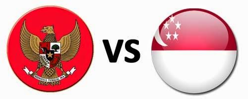 Timnas Indonesia U16 vs Singapura Uji Coba 2014