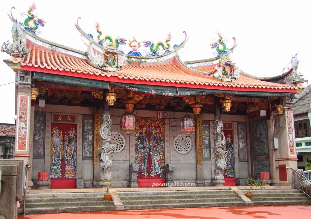 Penang Heritage, Penang Culture, Penang Temple, Tan Kongsi, UNESCO