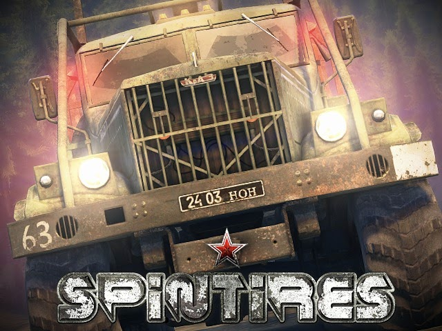 Download Game PC Spintires Full Version