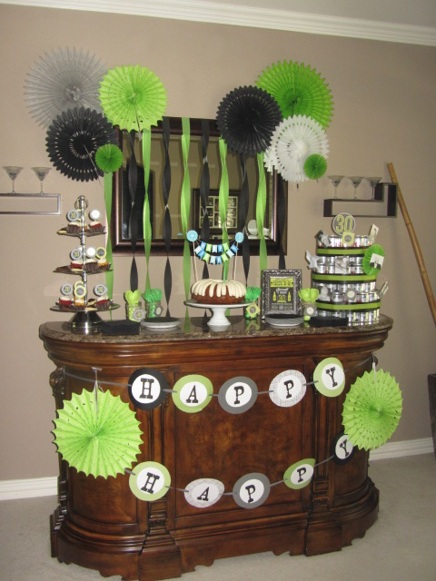 30 Ideas For Your 30th Birthday Party The Backyard