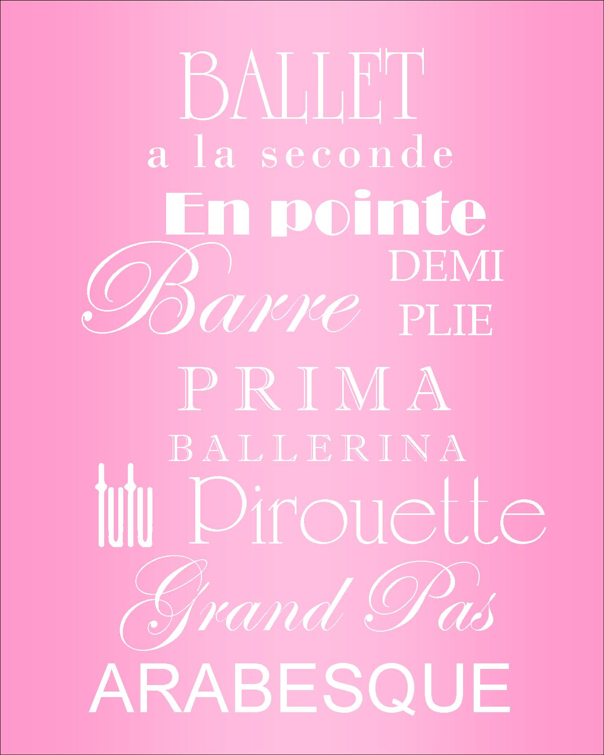 Uncategorized Ballerina Printables free ballet printable for your ballerina occasionally crafty youre having a themed party you can download this by clicking here or just open image in a