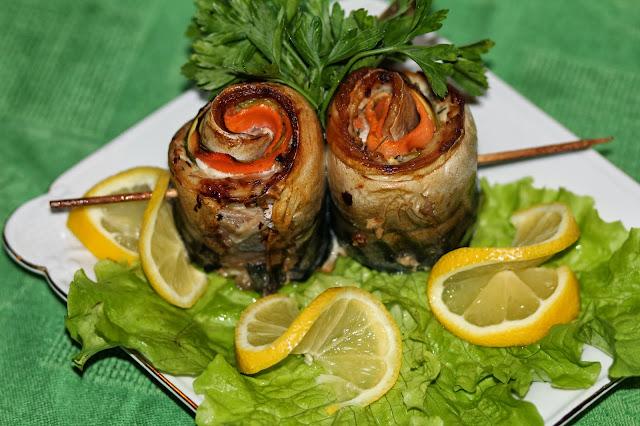 Праздничные блюда из скумбрии рецепты