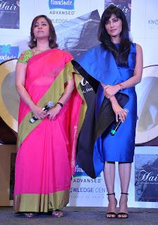 Chitrangda Singh Photos At Lets Talk Hair Launch