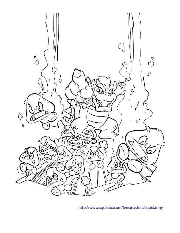 coloring pages mario and luigi hammer mario bros coloring pages toad title=