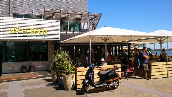 Mr Hobson Cafe And Bar