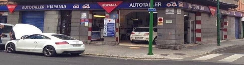 Autotaller Hispania