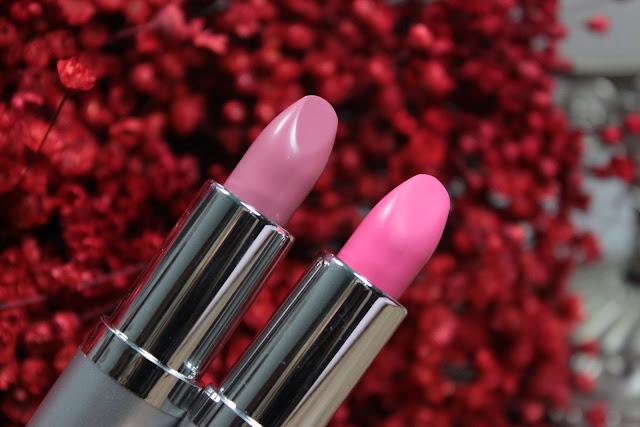 eudora, recebidos, mix da nany, batom, coleção, loja virtual, maquiagem, beleza, tulipa fosco, pink up, matte, rosa, fashion mimi
