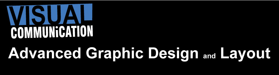 Advanced Graphic Design and Layout