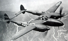 WORLD WAR II FIGHTING PLANES (U.S.)