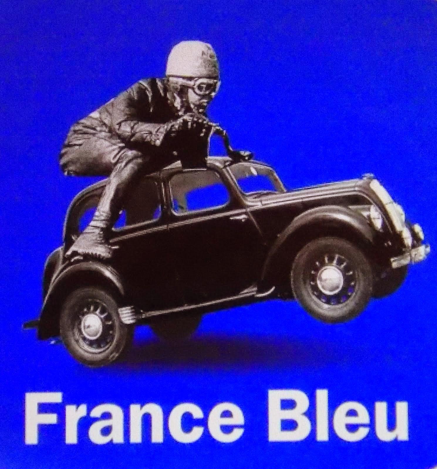 Mes chroniques sur France Bleu Touraine